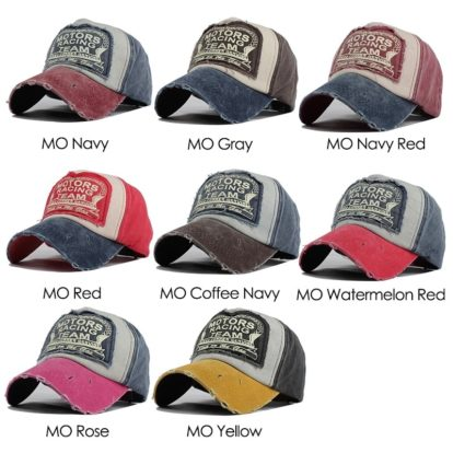 Wholesale-Spring-Cotton-Cap-Baseball-Cap-Snapback-Hat-Summer-Cap-Hip-Hop-Fitted-Cap-min